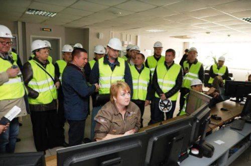 Эксперты горнодобывающей отрасли позитивно оценили прототип томинского гока