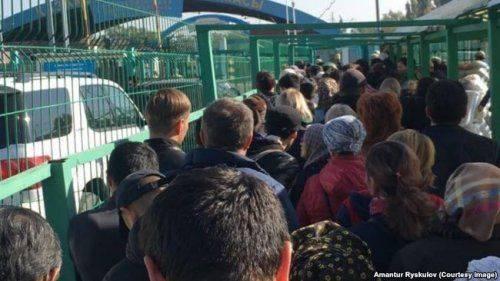 Правительство киргизии обратилось ввто сжалобой наказахстан