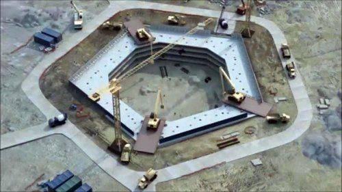 Продукция «мечел-материалов» используется при возведении «лахта центра» в санкт-петербурге