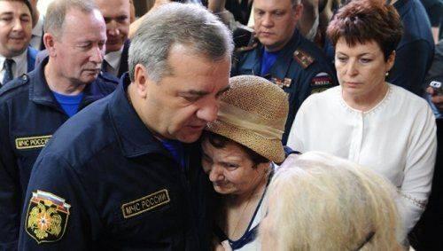 Пучков: ростовские погорельцы смогут сами выбрать место жительства