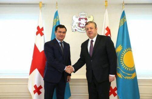 Тбилиси иастана будут расширять торгово-экономическое сотрудничество