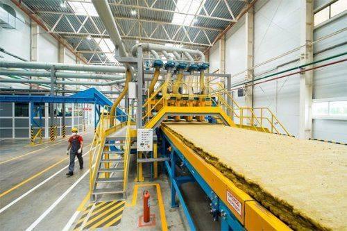В развитие завода по производству каменной ваты в челябинске инвестор вложит 132 млн