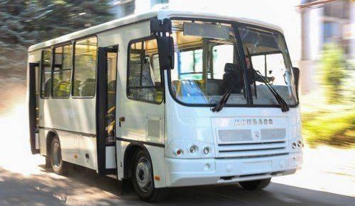 Вднр началось производство собственных пассажирских автобусов