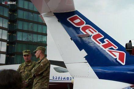 Военнослужащим грузии выдадут отечественные бронежилеты икаски